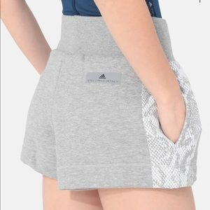 Adidas Gray Essential Shorts